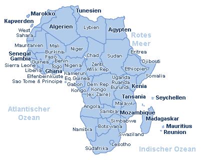 Seychellen Karte Afrika.Reisen Afrika Günstig Buchen Ab 80 P P Reisen De