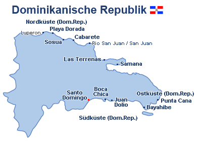 Bacardi Insel Dom Rep Karte.Reisen Dominikanische Republik Günstig Buchen Reisen De