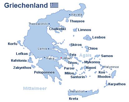 Griechenland Karte Kreta.Hotels Griechenland Gunstig Buchen Reisen De